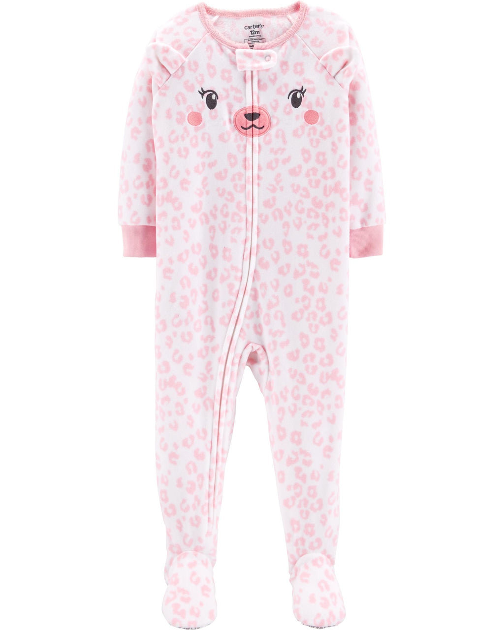 Pijama CARTERS 1-Piece Bear Fleece PJs