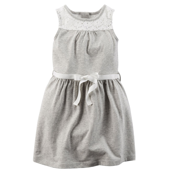 Vestido CARTERS Jersey Dress