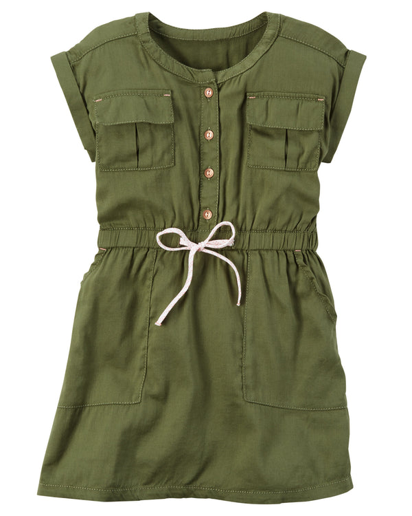 Vestido CARTERS Pocket Dress