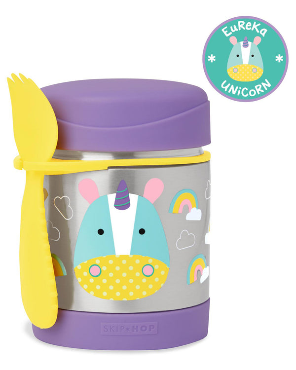 Termo de Comida SKIP HOP Zoo Insulated Little Kid Food Jar