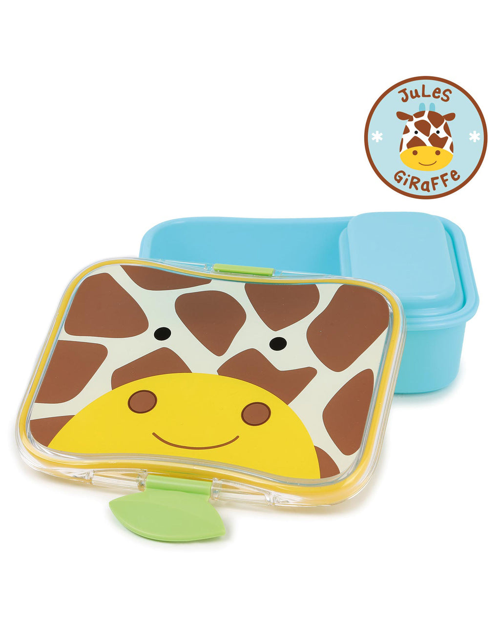 Tupper SKIP HOP Zoo Little Kid Lunch Kit
