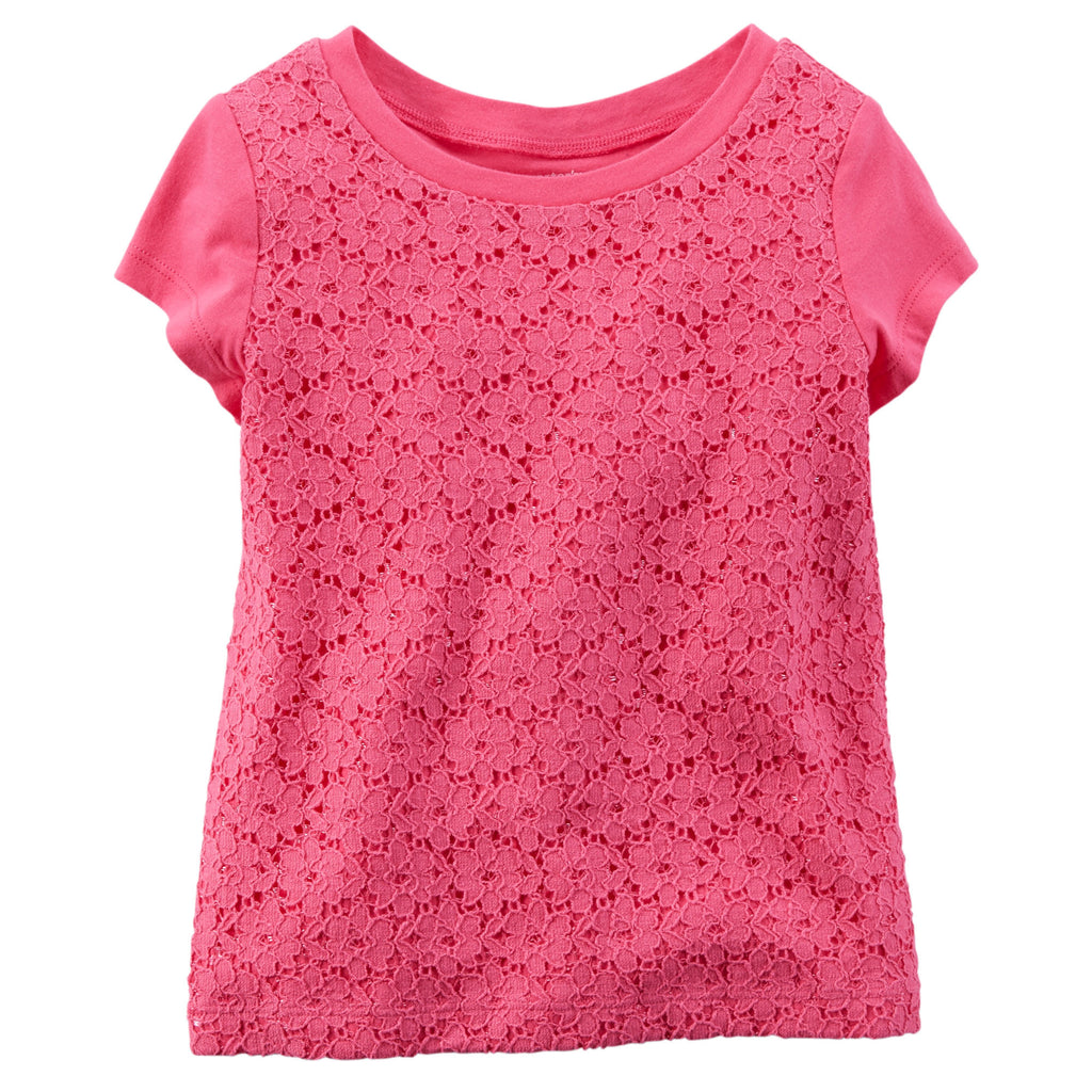Remera Carters Lace Tee