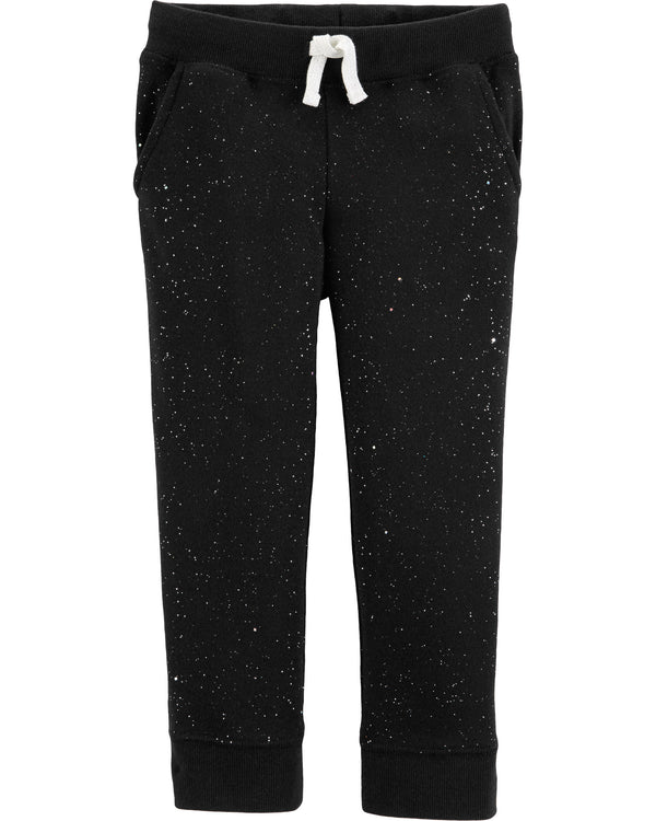 Joggers OSHKOSH Glitter Fleece Pants