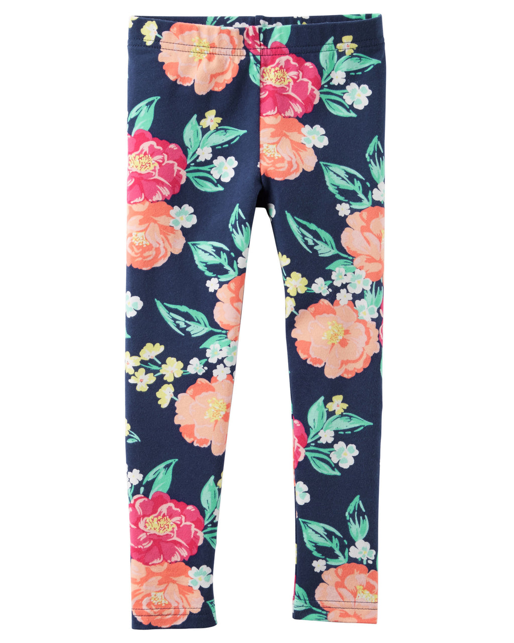 Leggings CARTERS Floral Print Leggings