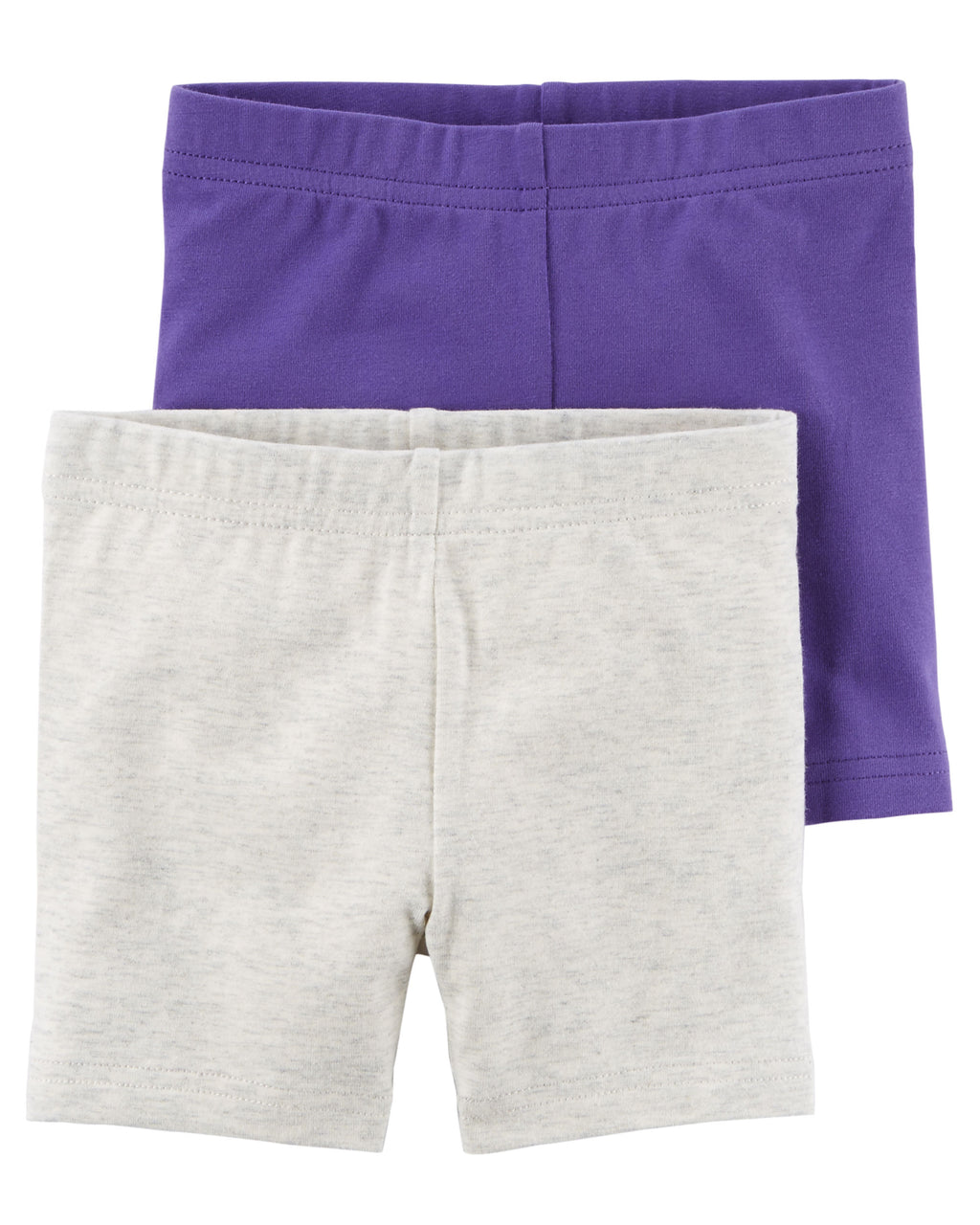 Pack de Calzas CARTERS 2-Pack Tumbling Shorts