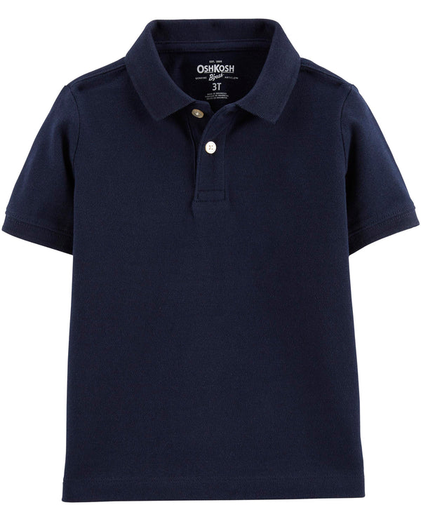 Chomba OSHKOSH Pique Uniform Polo