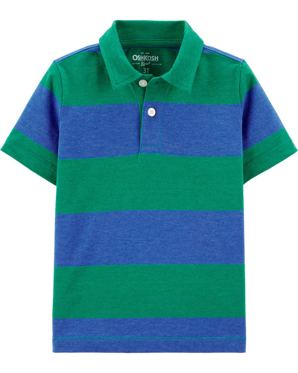 Chomba OSHKOSH Striped Jersey Polo
