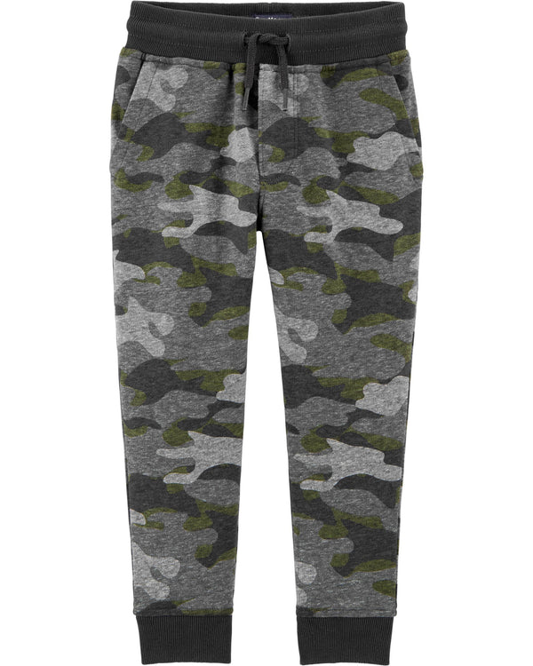 Joggers OSHKOSH French Terry Camo Joggers