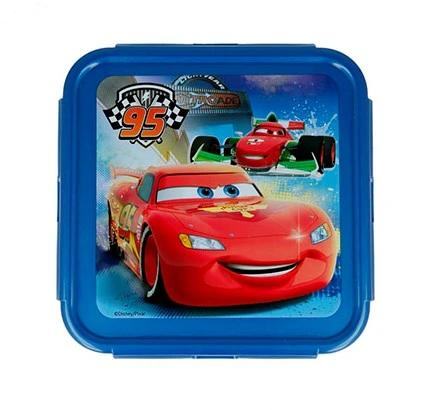 Tupper hermético para vianda Disney 290 Ml - CARS