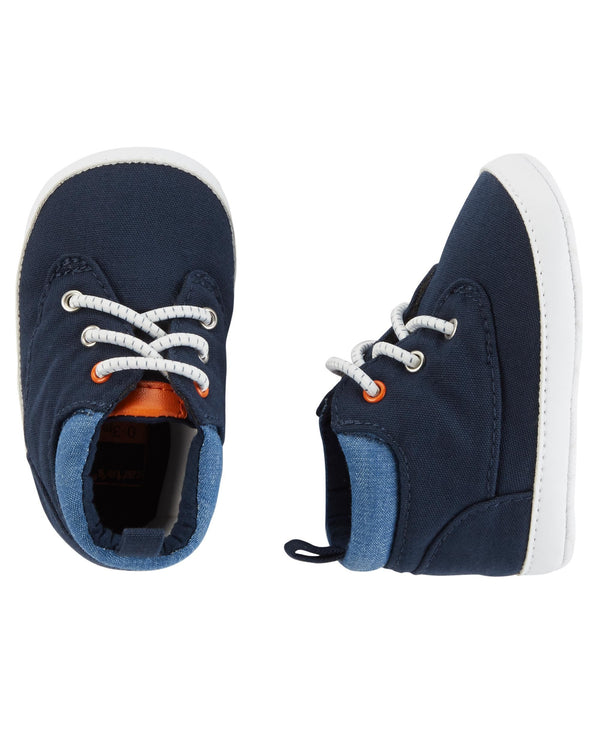 Zapatillas CARTERS High Top Sneaker Crib Shoes