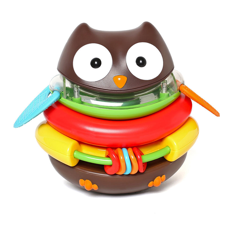 Juguete SKIP HOP Explore & More Rocking owl Stacker Skip Hop