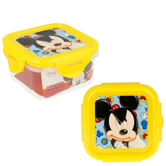 Tupper hermético para vianda Disney 290 Ml - MICKEY
