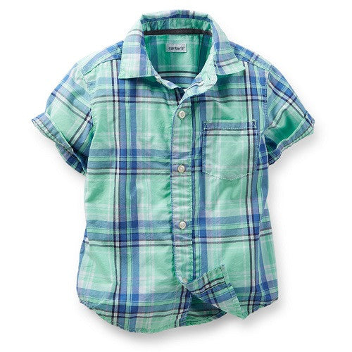 Camisa CARTERS Button-Front Shirt