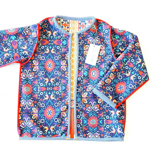 Chaqueta Reversible Flok Power PRINTS