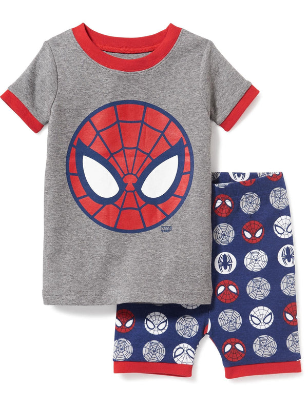 Pijama OLDNAVY Marvel Comics Spiderman Sleep Set for Toddler & Baby