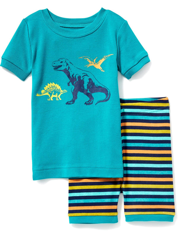 Pijama OLDNAVY 2-Piece Dinosaur Graphic Sleep Set for Toddler & Baby