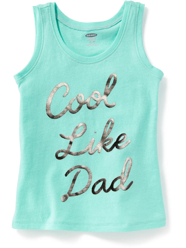 Musculosa OLD NAVY Graphic Tank for Toddler