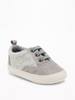 Zapatillas OLD NAVY Sueded Low-Top Sneakers