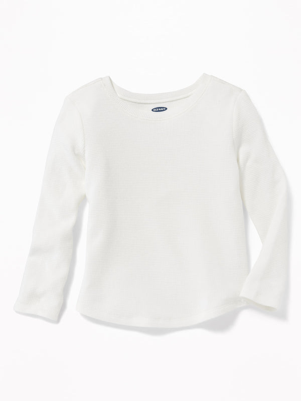 Camiseta termica OLD NAVY Soft-Washed Thermal-Knit Tee