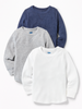 Camiseta termica OLD NAVY Thermal-Knit Tee