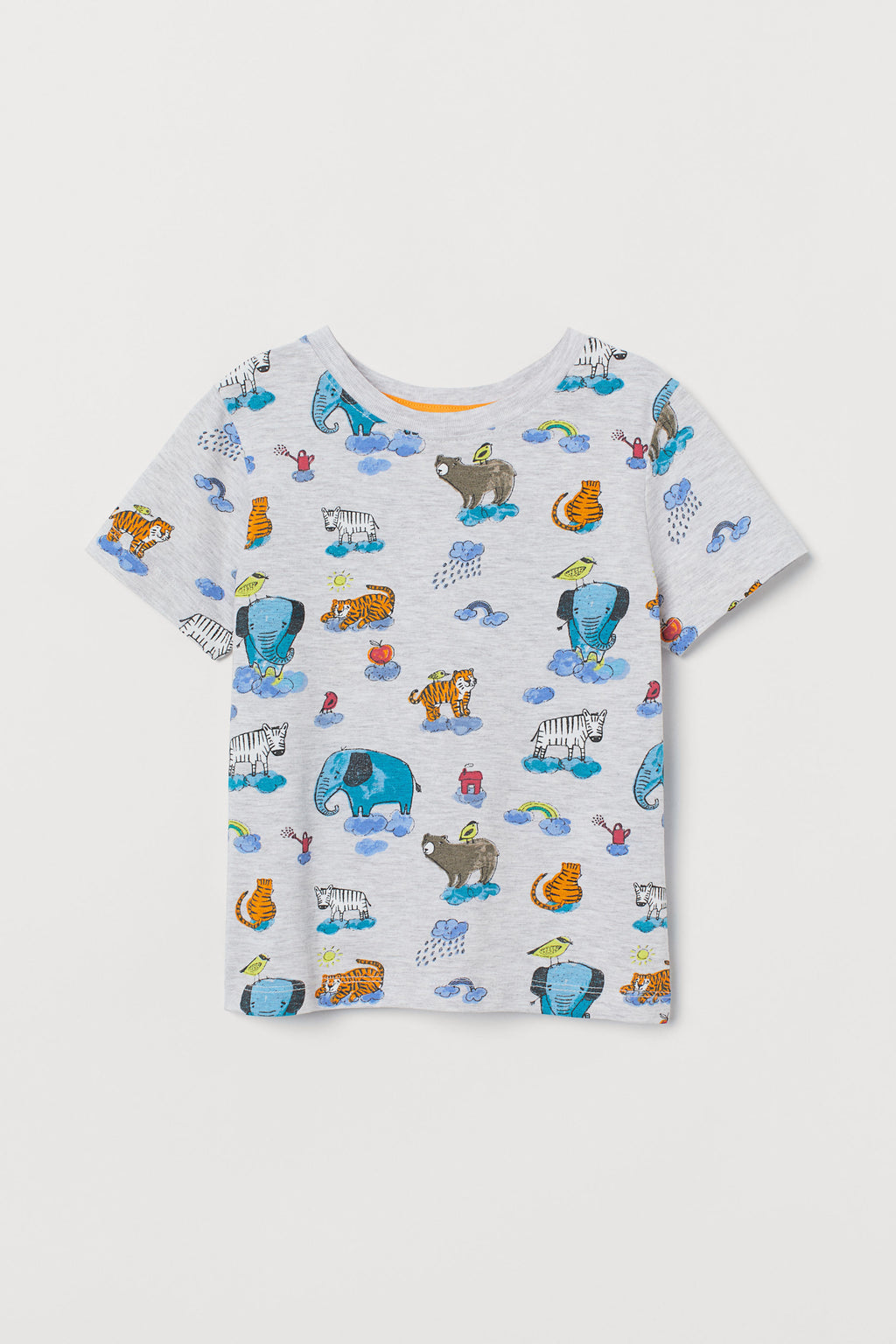 Remera H&M T-shirt with Printed Design