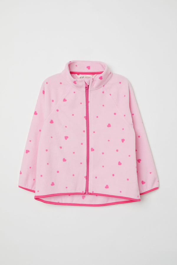 Campera H&M Fleece Jacket