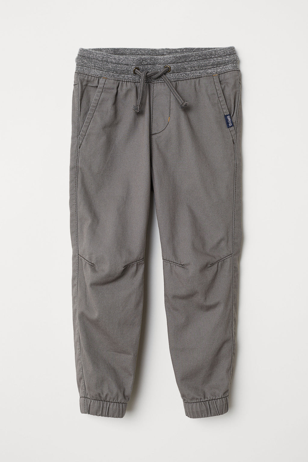 Pantalon Joggers H&M Cotton Pull-on Pants