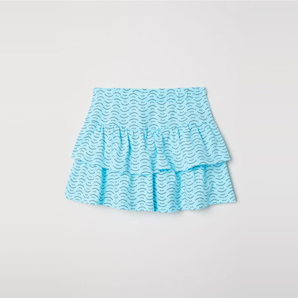 Pollera H&M Flounced Skirt
