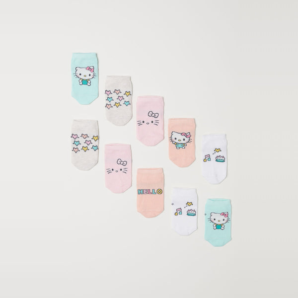 Pack de medias H&M Ankle Socks Hello Kitty