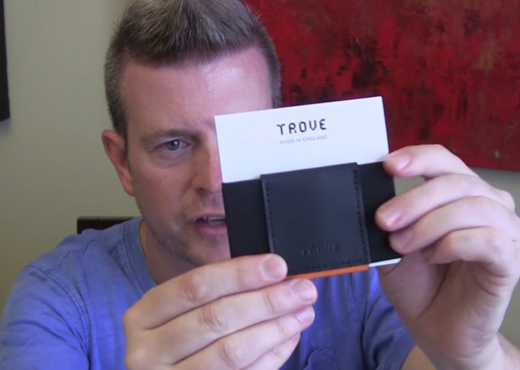 "2 Year Update Video Review from Hollywood Frodo ""Best Minimalist Wallet in the World"""