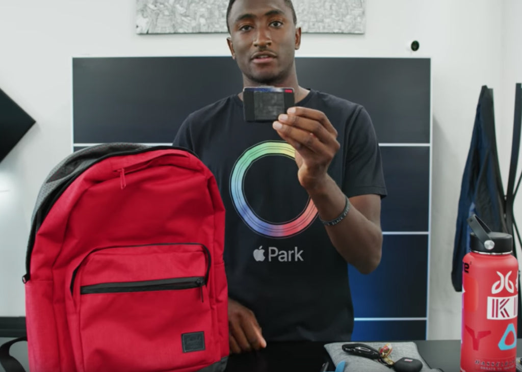 Marcus Brownlee tells us why the TROVE Swift is in his every day carry