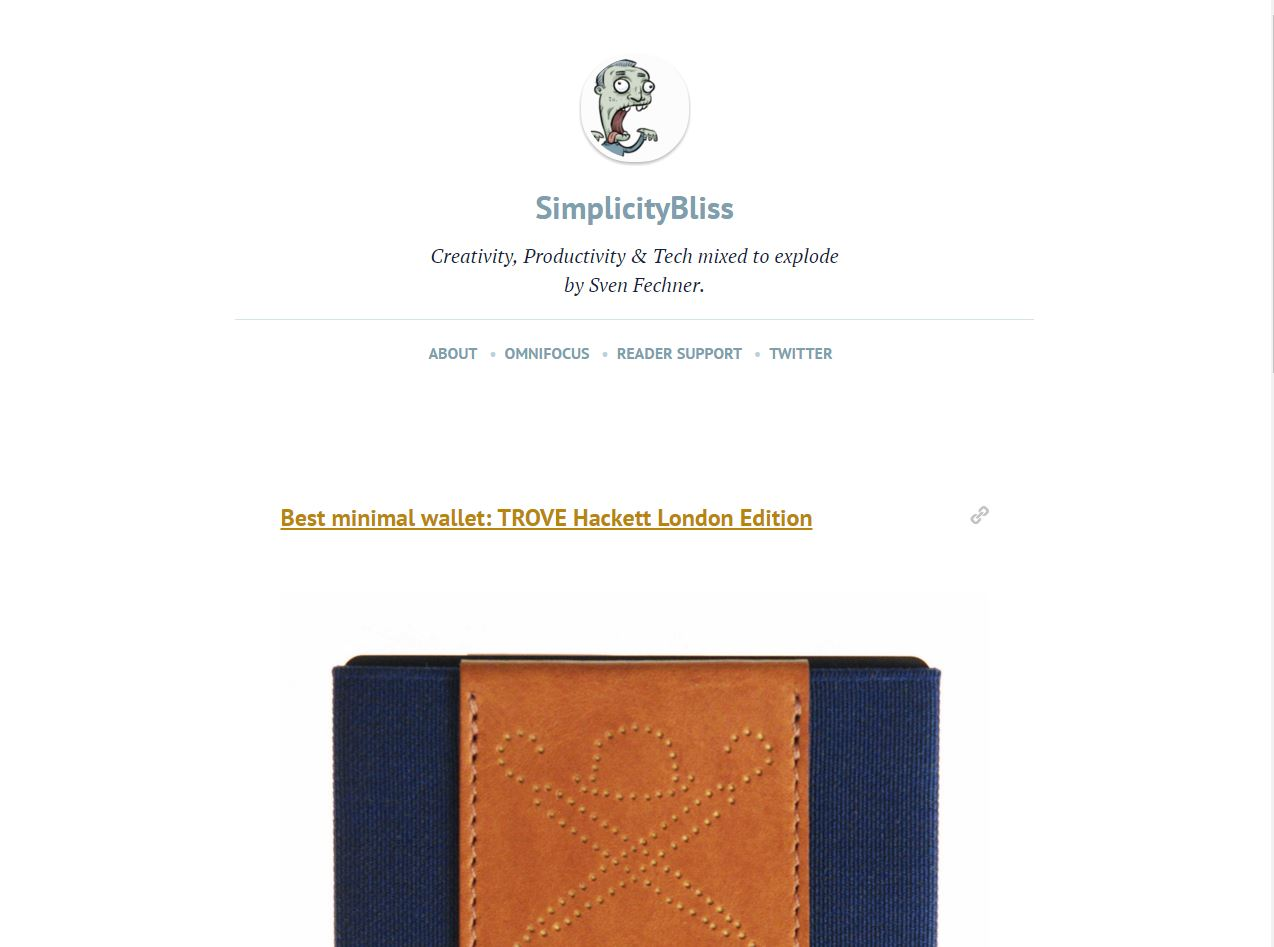 Review by Simplicity Bliss