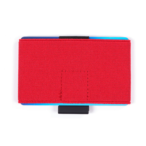 TROVE Cash Wrap Elastic: Red
