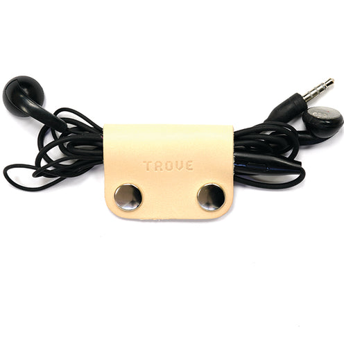 TROVE Cable Clip: Natural