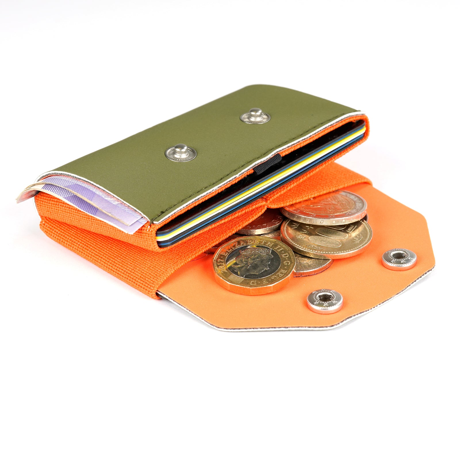 TROVE Coin Caddy: Khaki Reflex