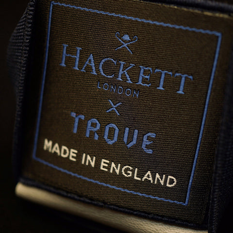 TROVE Wallet: Hackett London x TROVE BLUE