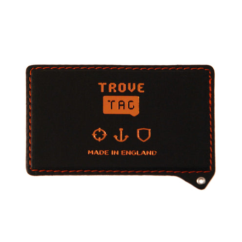 TROVE TAG - ORANGE - TROVE.CC - 1