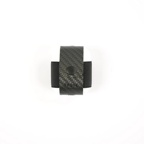 TROVE Pod Pocket: Black Carbon Fibre