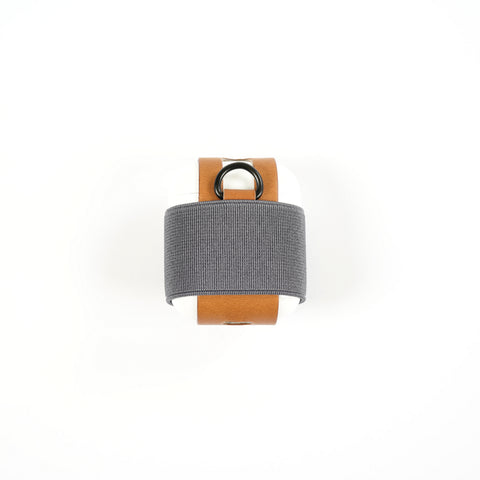 TROVE Pod Pocket: Tan Leather