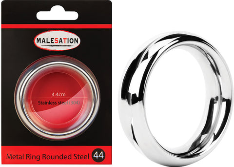 MALESATION Metal Rounded Steel 44 - Love SA Shop