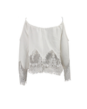 Callie Lace Crop Top