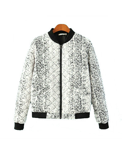 Cobra Quilted Jacket