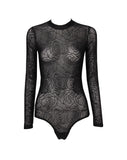 Anatolia Rose Sheer Bodysuit