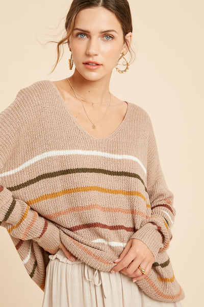 The Mocha Fall Sweater