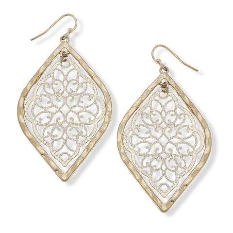 Ivy Filigree Earring