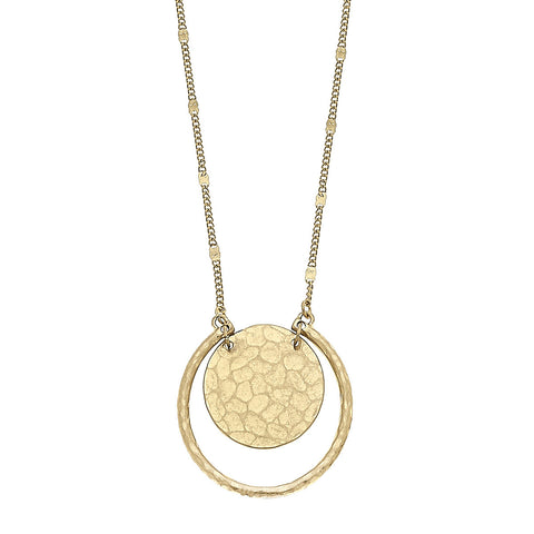 Claudia Pendant Necklace