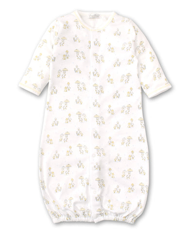 Downeast Duckies Convertible Gown
