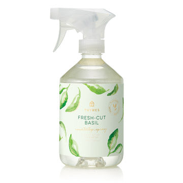 Thymes Fresh-Cut Basil Counter Spray