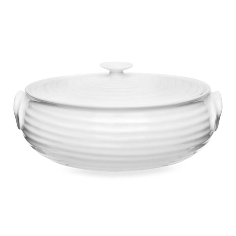 Sophie Conran Covered Casserole, White