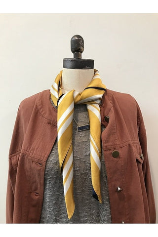 Dots & Stripes Scarf